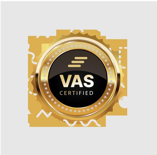 vas certification